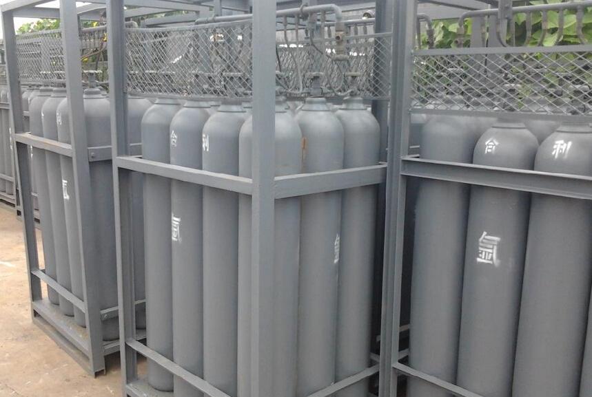 青岛工业气体在钢铁工业中的应用